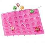 Lollipop Truffle Molds