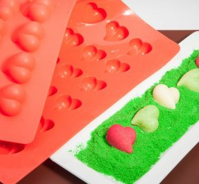 Heart Chocolate Truffle Mold