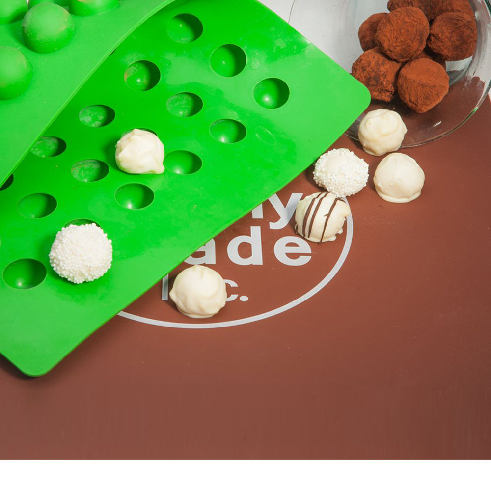 Classic Round Chocolate Mold