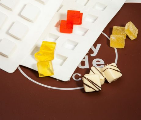 Square Chocolate Molds