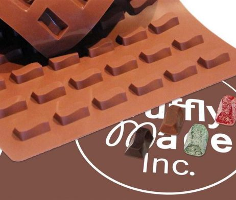 Wave Truffle Molds