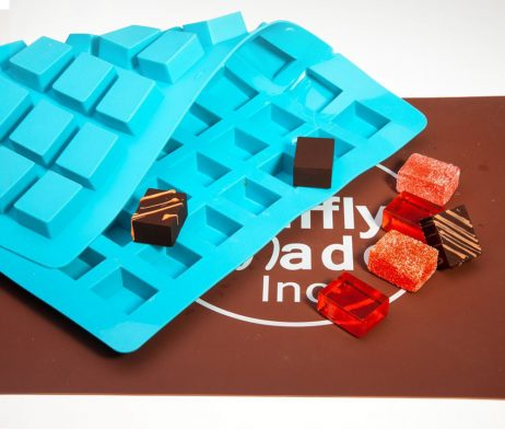 Cube Chocolate Molds