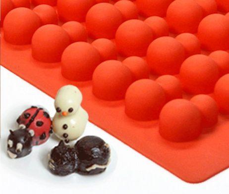 Ladybug Chocolate Truffle Mold