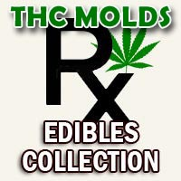 Edibles Molds Collection